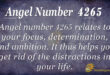 4265 angel number