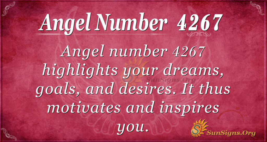 4267 angel number