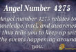 4275 angel number