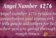 4276 angel number