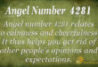4281 angel number