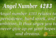 4283 angel number