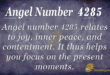 4285 angel number