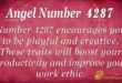 4287 angel number