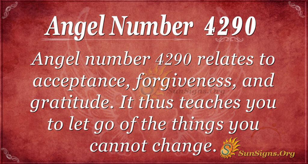 4290 angel number