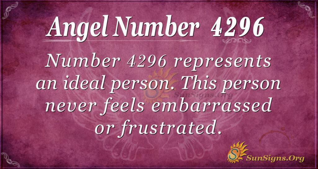 4296 angel number