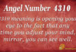 4310 angel number