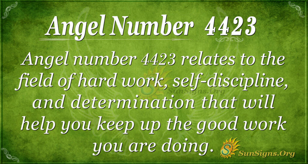 4423 angel number