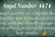 4674 angel number