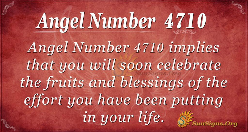 4710 angel number