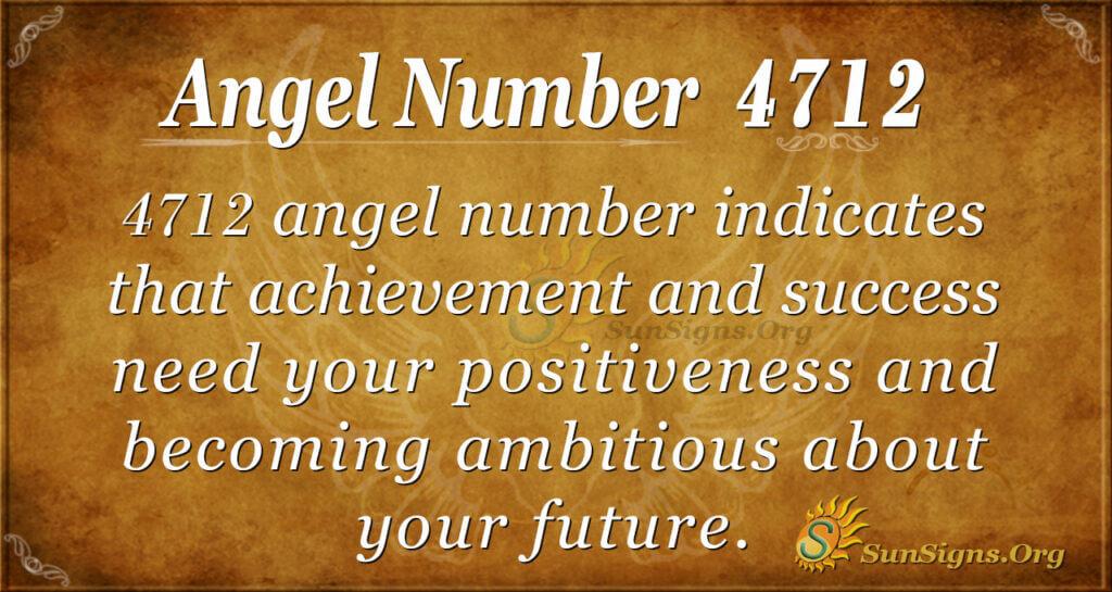 4712 angel number