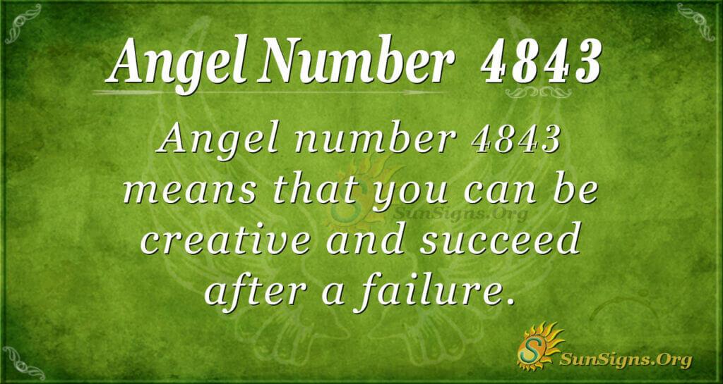 4843 angel number