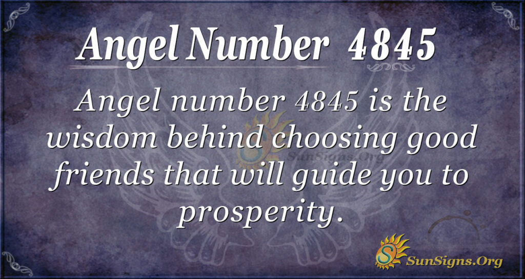 4845 angel number