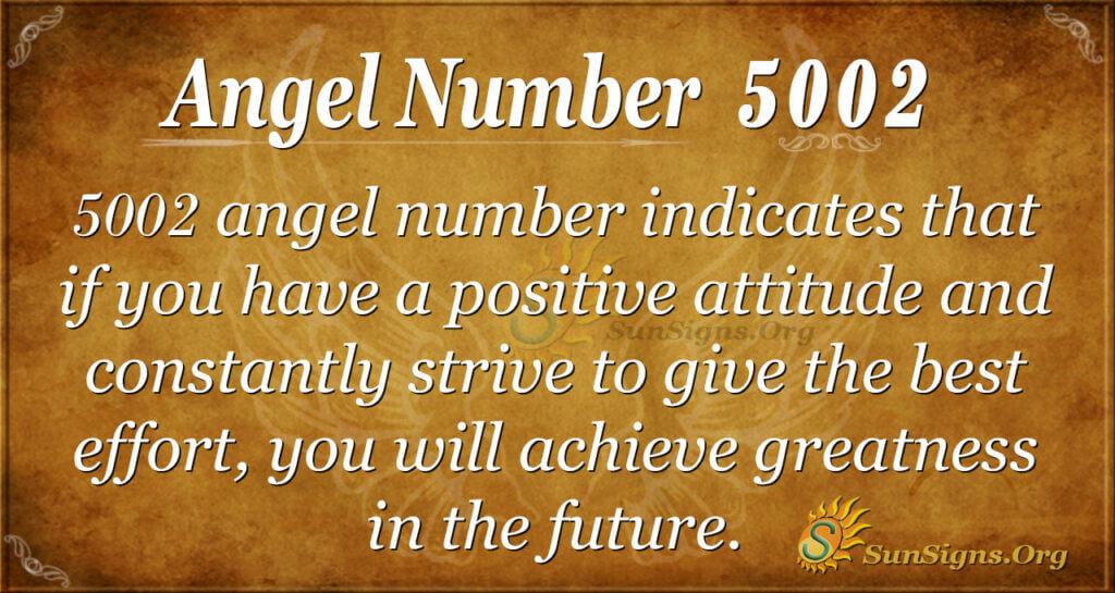 5002 angel number