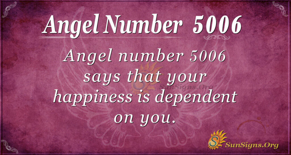 5006 angel number