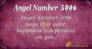 5006 angel number