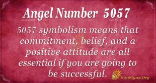 5057 angel number