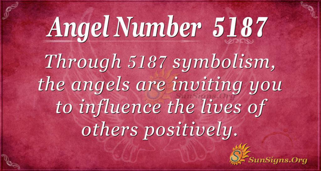 5187 angel number