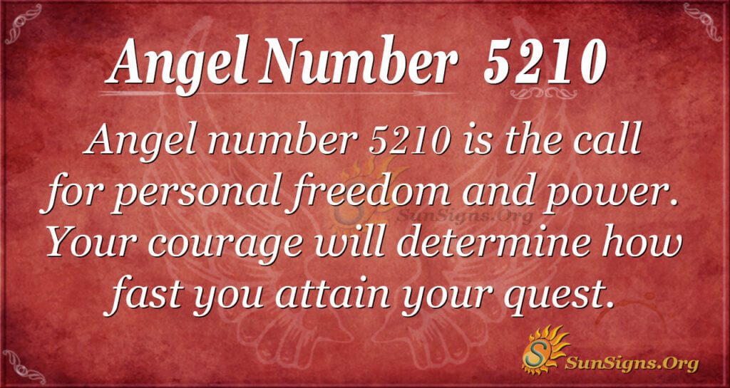 5210 angel number