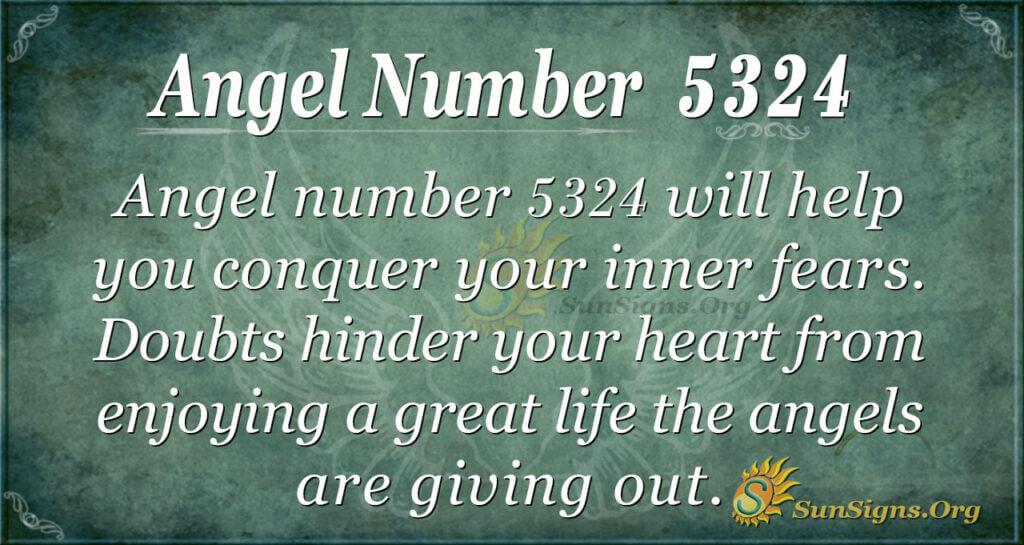 5324 angel number