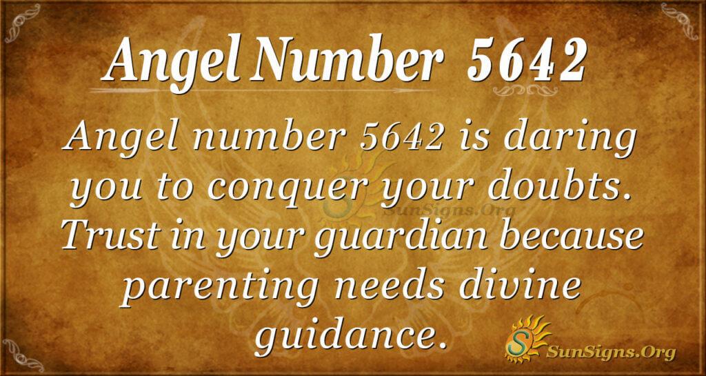 5642 angel number