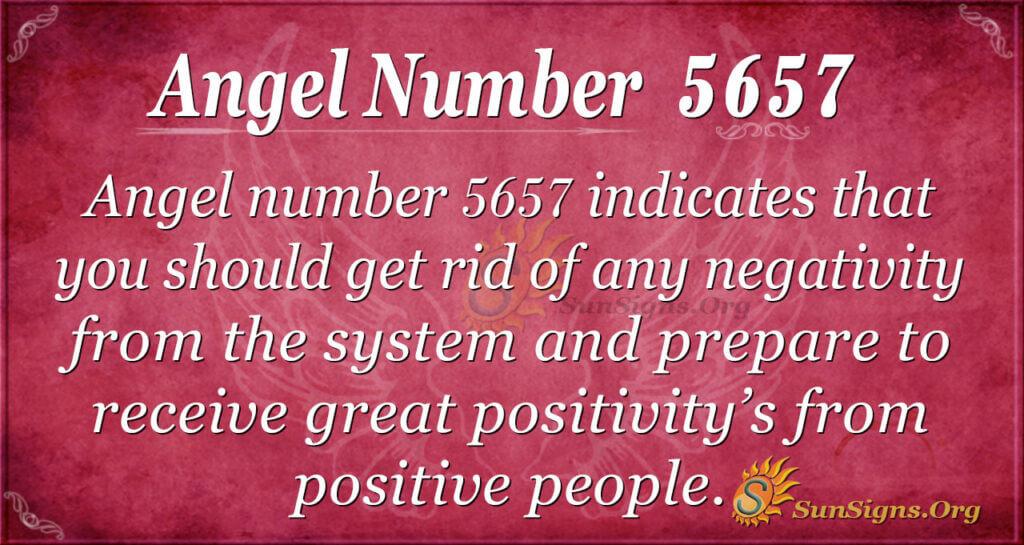 5657 angel number