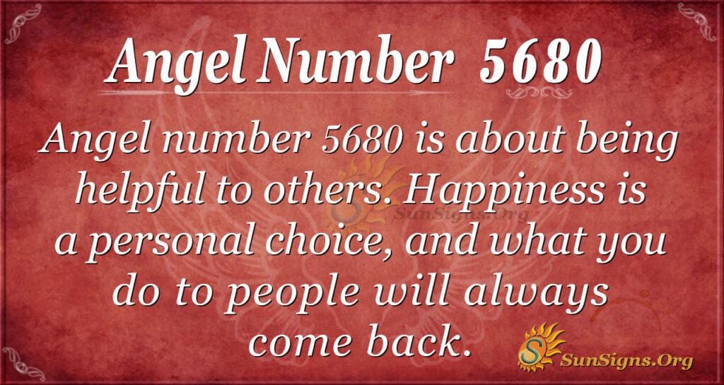 5680 angel number