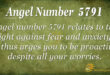 5791 angel number