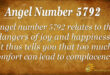 5792 angel number