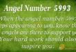 5993 angel number