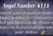 6115 angel number
