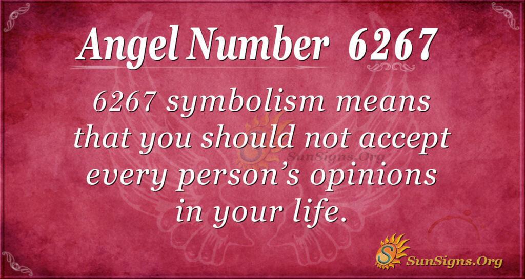 6267 angel number