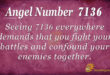 7136 angel number