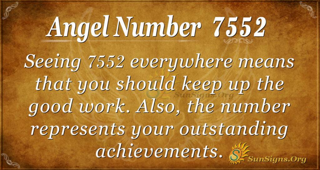 7552 angel number