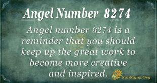 8274 angel number