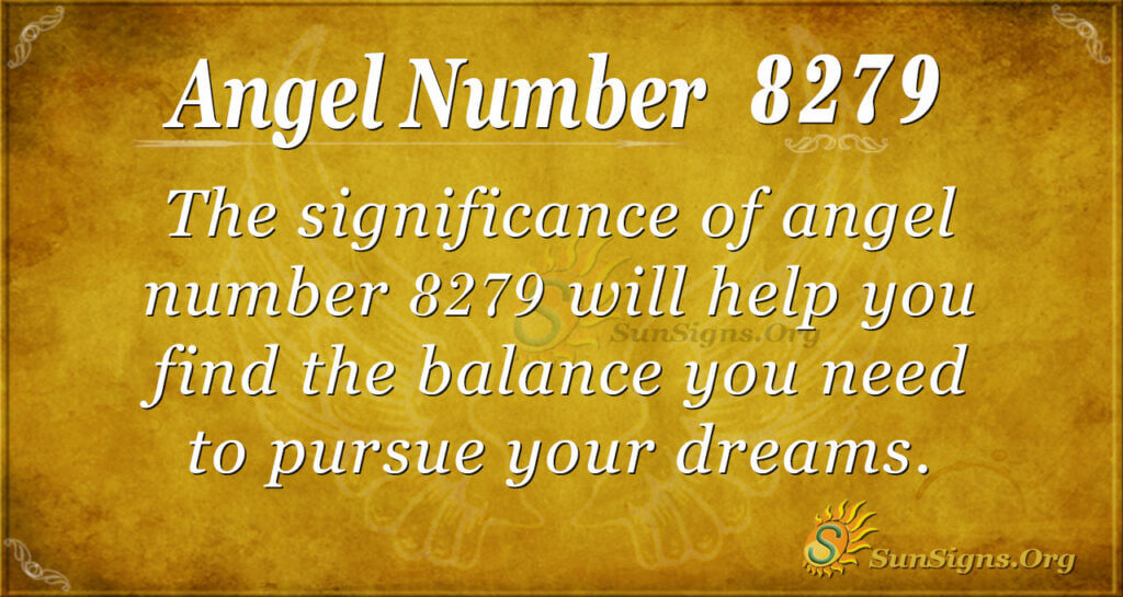 8279 angel number