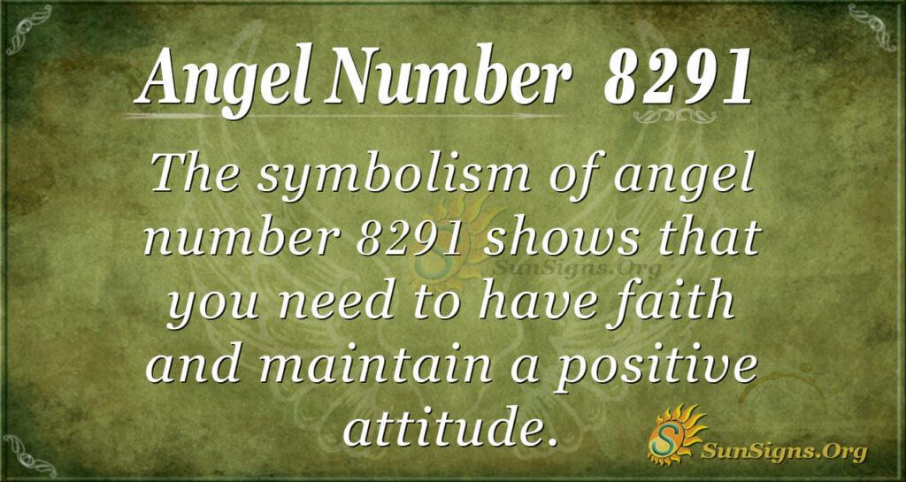 8291 angel number