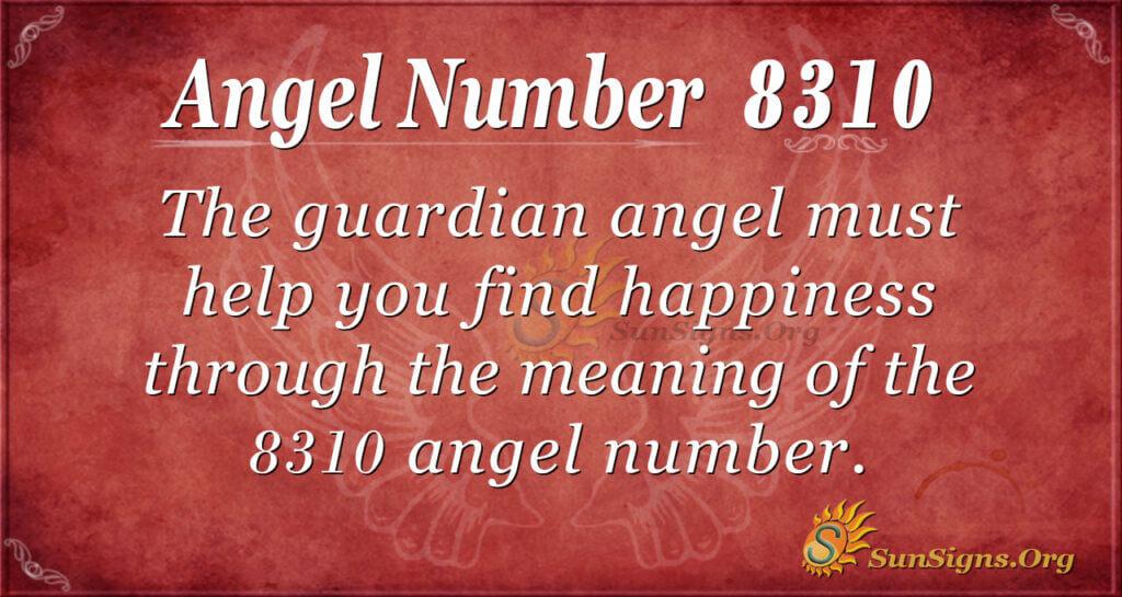 8310 angel number