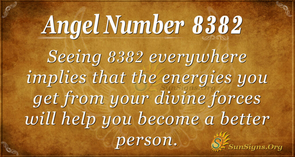 8382 angel number