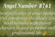 8761 angel number