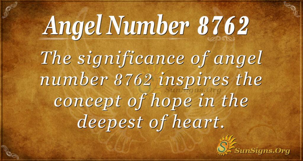 8762 angel number