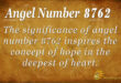 8762 angel number