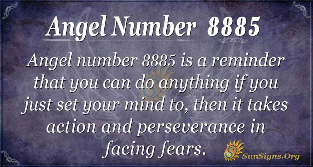 8885 angel number