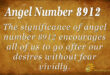 8912 angel number