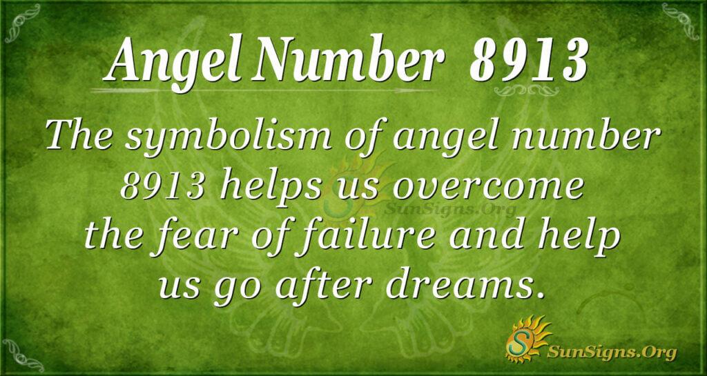 8913 angel number