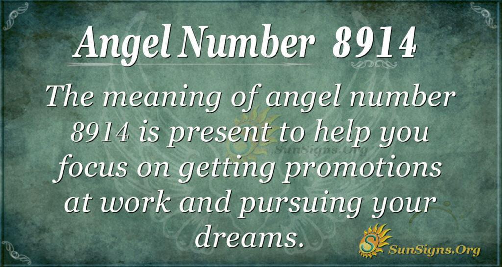 8914 angel number