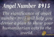 8915 angel number