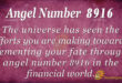 8916 angel number