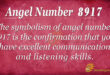8917 angel number