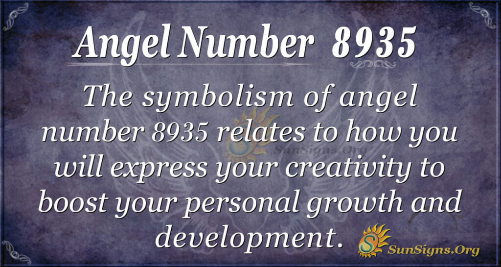 8935 angel number